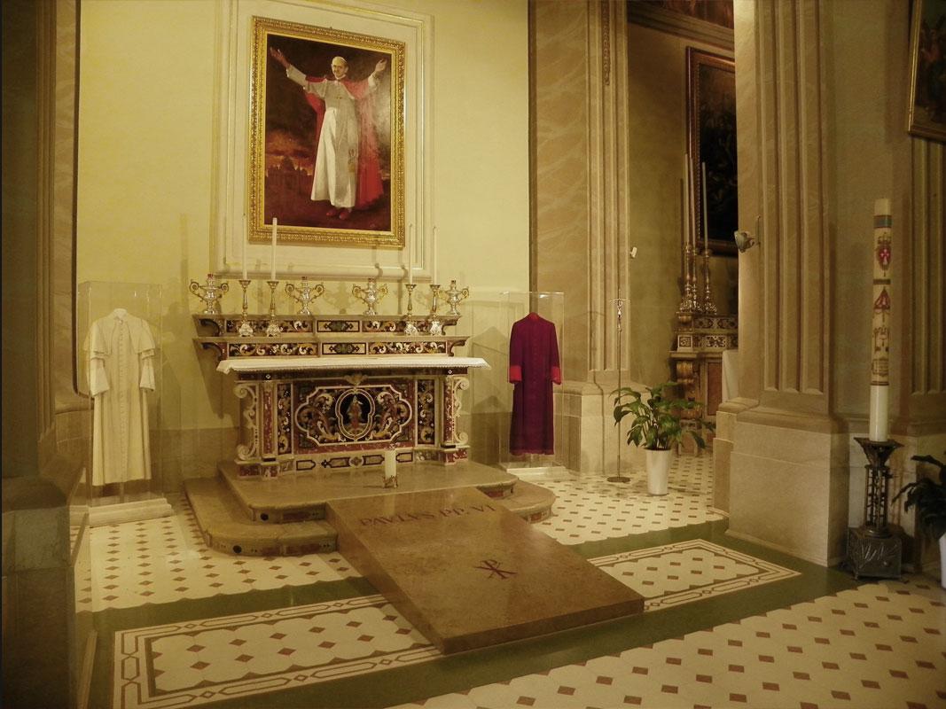 Cappella Paolo VI - 1