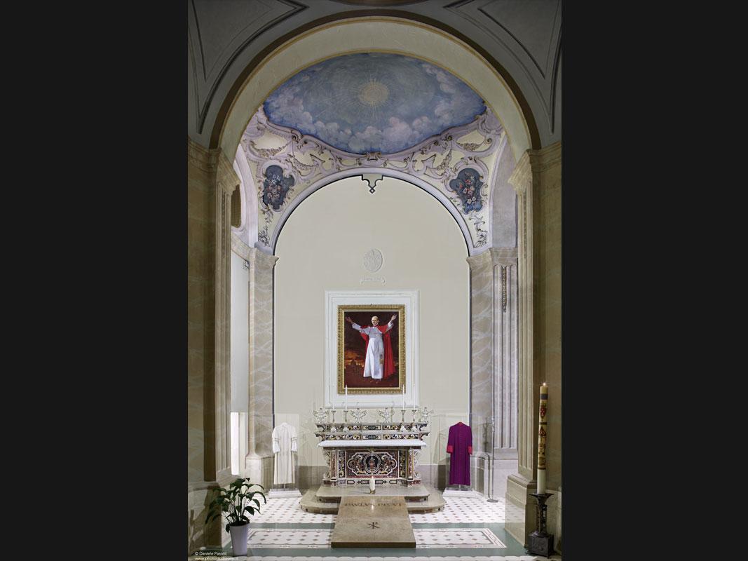 Cappella Paolo VI - 2