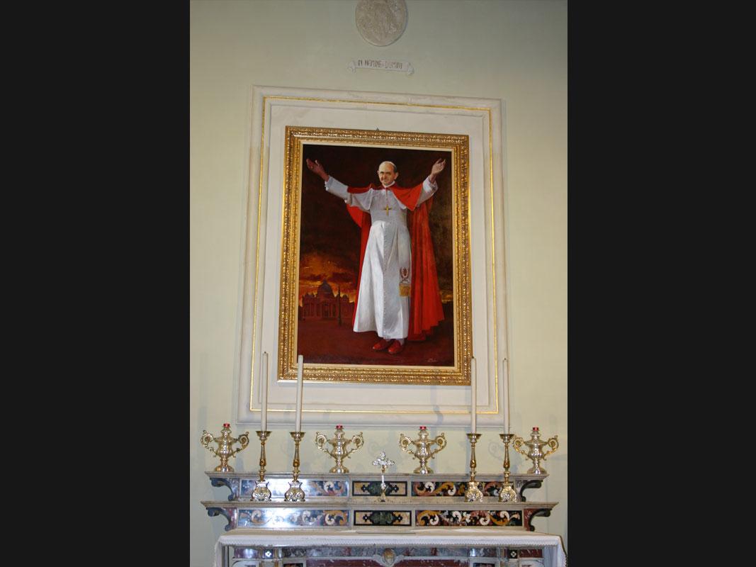 Cappella Paolo VI - 5